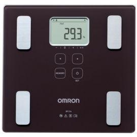 Omron BF-214 kūno riebalų matuoklis su svarstyklėmis