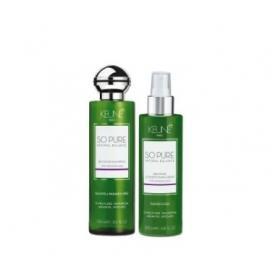 Keune So Pure Recover rinkinys kasdienei pažeistų plaukų priežiūrai