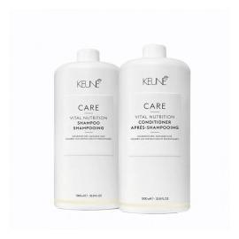 Keune rinkinys sausų, pažeistų plaukų priežiūrai