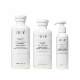 Keune Vital Nutrition rinkinys sausiems ir pažeistiems plaukams