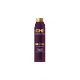 CHI Deep Brilliance lanksčios fiksacijos plaukų lakas su alyvuogių ir Monoi aliejais