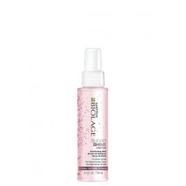 Žvilgesio suteikiantis plaukų purškiklis Matrix Biolage Sugar Shine System Illuminating Mist 125 ml