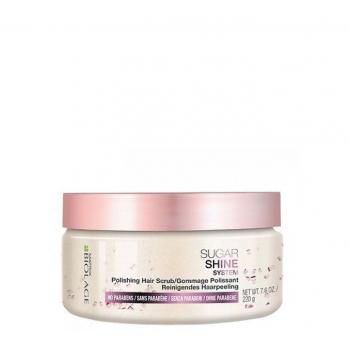 Plaukų šveitiklis iš cukraus kristalais Matrix Biolage Sugar Shine Polishing Hair Scrub 220 g