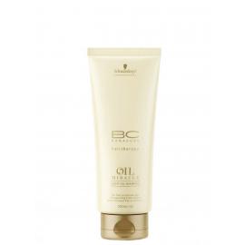 Lengvas, valantis plaukus šampūnas Schwarzkopf BC Oil Miracle Light oil Shampoo 200 ml