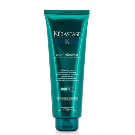 Pažeistų plaukų šampūnas-balzamas Kerastase Resistance Bain Therapiste Balm in Shampoo 450 ml