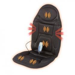 Lanaform Back Massager nugaros masažuoklis - kėdės paklotas