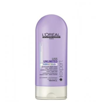 Kondicionierius nepaklusniems plaukams L'Oreal Liss Unlimited Keratinoil Complex 150ml