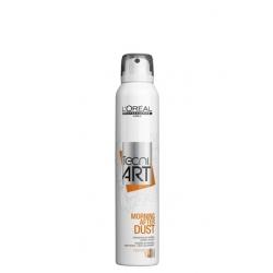 L'oreal Professionnel TecniArt Morning After Dust Dry Shampoo sausas šampūnas