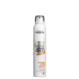 Sausas šampūnas išliekantis 24h Loreal Professionnel TecniArt Morning After Dust Dry Shampoo 200 ml