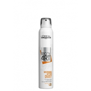 Sausas šampūnas išliekantis 24h Loreal Professionnel TecniArt Morning After Dust Dry Shampoo 200 ml