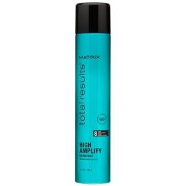 Matrix Total Results High Amplify hairspray apimties suteikiantis plaukų lakas