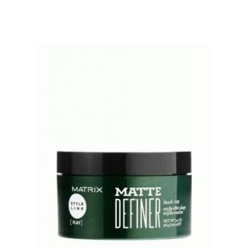 Matinė plaukų formavimo pasta Matrix Style Link Matte Definer (4) 100 ml