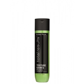 Tekstūrą suteikiantis kondicionierius Matrix Total Results Texture Games conditioner 300 ml