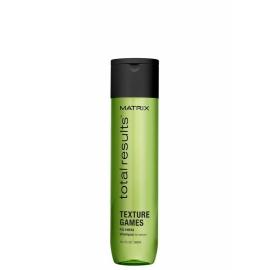 Matrix Total Results Texture Games shampoo tekstūrą suteikiantis šampūnas plaukams
