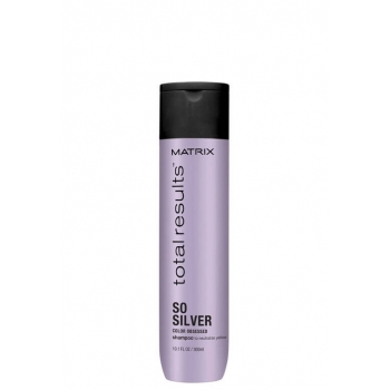 Plaukų šampūnas Matrix Total Results Color Obsessed So Silver Shampoo 300 ml