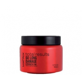 Kaukė lūžinėjantiems plaukams Matrix Total Results So Long Damage Treatment 150 ml