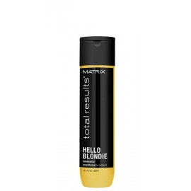 Kondicionierius šviesiems plaukams Matrix Total Results Hello Blondie conditioner 300 ml