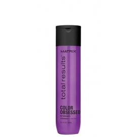 Matrix Total Results Color Obsessed Shampoo plaukų spalvą saugantis šampūnas