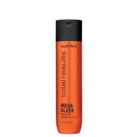 Matrix Total Results Mega Sleek Shampoo plaukus glotninantis šampūnas