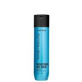 Matrix Total Results Moisture Me Rich shampoo plaukus drėkinantis šampūnas