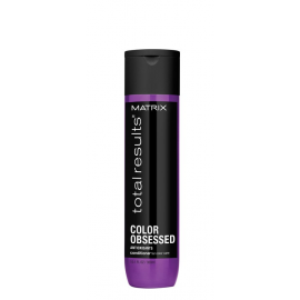 Apsaugantis plaukų spalvą kondicionierius Matrix Total Results Color Obsessed Conditioner 300 ml