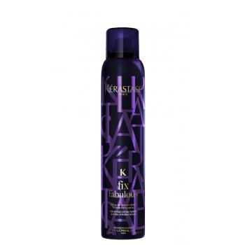 Ypač stiprus plaukų lakas besivelentiems plaukams Kerastase Fix Fabulous Precise Fixing Spray 200 ml