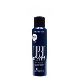 Matrix Style Link Turbo Dryer Blow Dry Spray plaukų džiuvimą spartinantis purškiklis