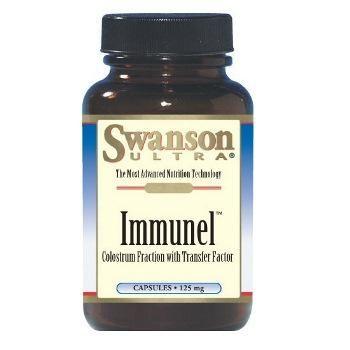 Swanson KARVIŲ PRIEŠPIENIS N60 maisto papildas, stiprinantis imunitetą