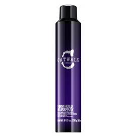 TIGI Catwalk Firm Hold Hairspray stiprios fiksacijos plaukų lakas