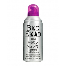TIGI Bed Head Foxy Curls Extreme Curl Mousse putos garbanotiems plaukams