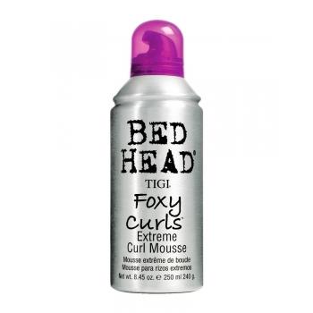 Putos garbanotiems plaukams TIGI Bed Head Foxy Curls Extreme Curl Mousse 250 ml