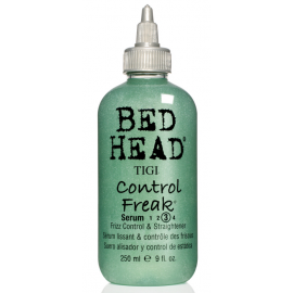 Nepaklusnių plaukų glotninantis serumas TIGI Bed Head Control Freak Serum 250 ml