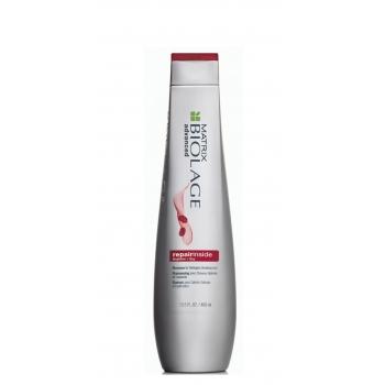 Šampūnas lūžinėjantiems ir pažeistiems plaukams Matrix Biolage Advanced Repairinside Shampoo 250ml