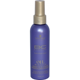Schwarzkopf BC Oil Miracle Barbary Fig Oil Keratin Restorative conditioning milk atstatomasis pienelis plaukams 150 ml