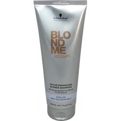Schwarzkopf Blond Me Color Enhancing Blonde Shampoo šampūnas neutralizuojantis geltonus atspalvius