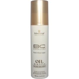 Normaliems plaukams apimties ir žvilgesio suteikiantis pienelis Schwarzkopf BC Oil Miracle Volume Amplifier 5 100 ml