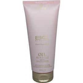 Galvos odą ir plaukus raminantis šampūnas Schwarzkopf BC Oil Miracle Rose Oil Hair Scalp Shampoo 200 ml