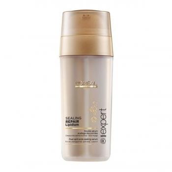 Plaukų galiukus apsaugantis serumas L'oreal Professionnel Sealing Repair Lipidium Double Serum 30ml