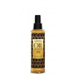 Matrix OIL Wonders SHARP CUT OIL purškiamas aliejukas plaukams
