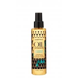 Matrix OIL Wonders AMAZONIAN MURUMURU Controlling aliejukas nepaklusniems plaukams
