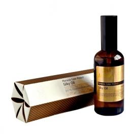 Angel Morocco Color Protect Silky Oil plaukus švelninantis aliejus su spalvos apsauga