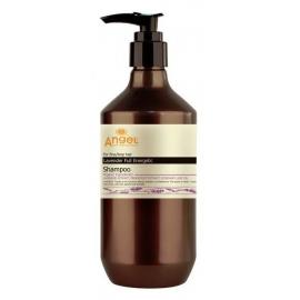 Šampūnas ploniems silpniems plaukams Angel Lavender Full Energetic Shampoo 400ml