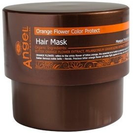 Angel Orange Color Protect Hair Mask kaukė dažytiems plaukams