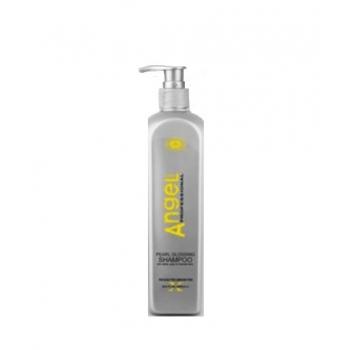 Šampūnas suteikiantis sidabrinį atspalvį plaukams Angel Pearl Glossing Shampoo 250 ml