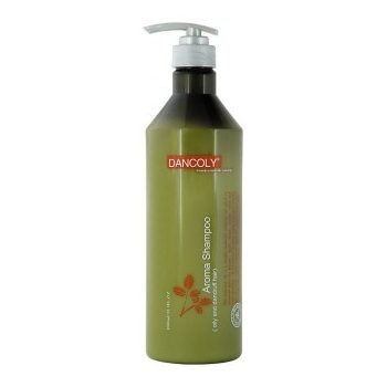 Šampūnas riebiems linkusiems pleiskanoti plaukams Dancoly Aroma Shampoo Oily and dandruff hair 1000 ml