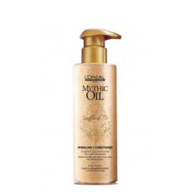 L'Oreal Professionnel Mythic Oil Souffle d'Or Sparkling Conditioner kondicionierius ploniems ir normaliems plaukams 190ml