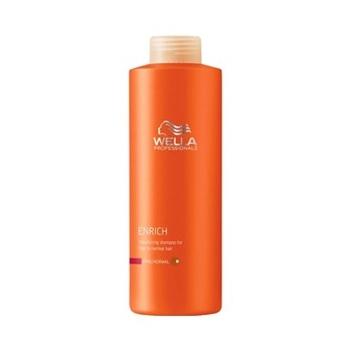 Šampūnas drėkinantis šiurkštiems, storiems plaukams Wella Enrich Coarse 500 ml
