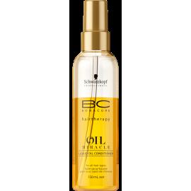 Purškiamas kondicionierius plaukams su argano aliejumi Schwarzkopf Bonacure Oil Miracle Liquid Oil 150ml