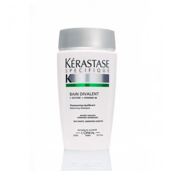 Šampūnas sausiems plaukų galams ir riebioms šaknims Kerastase Specifique Divalent 250ml