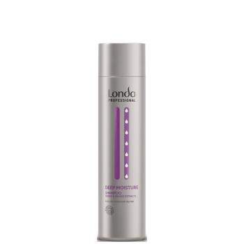 Drėkinantis plaukų šampūnas LONDA Professional Deep Moisture Shampoo 250ml